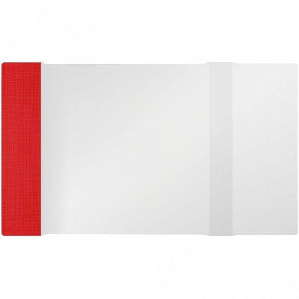 Okładka S3 regulowana bezbarwna(25) 28,7x40,8-44 OZB-53 BIURFOL