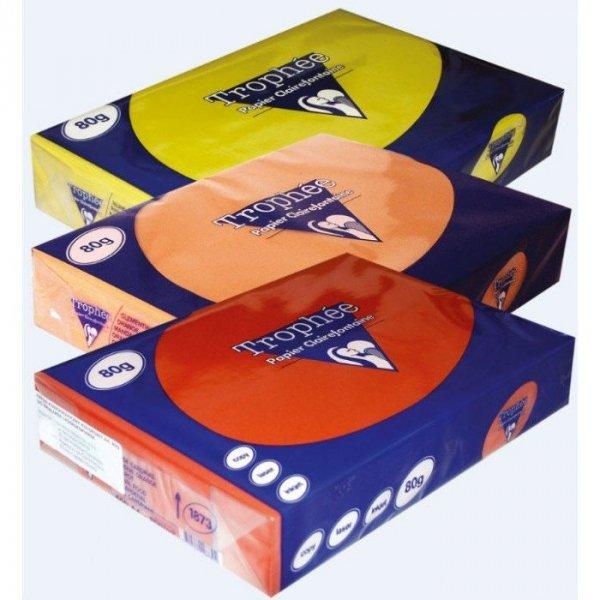 Papier xero A4 80g TROPHEE gołębi XCA41971 CLAIREFONTAINE