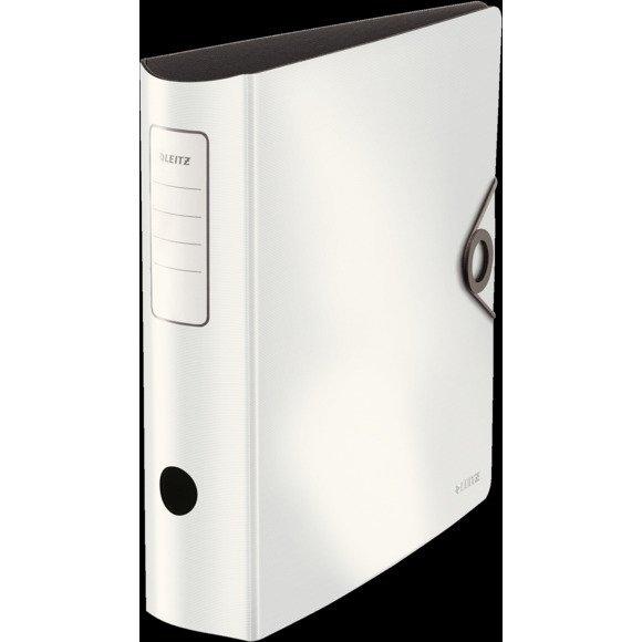 Segregator SOLID Active PP 80mm biały LEITZ 10471001