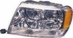 Reflektor przedni lewy 240609 Jeep Grand Cherokee WJ 1999-2004