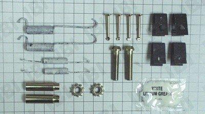 zestaw naprawczy szczęk hamulca ręcznego H7002  Grand Cherokee ZJ 95-98