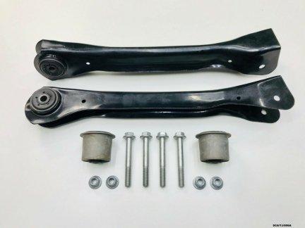 2 x Wahacz Przedni Górny + śruby + tuleje x 2  52087710 Grand  Cherokee ZJ  Cherokee XJ  Wrangler TJ