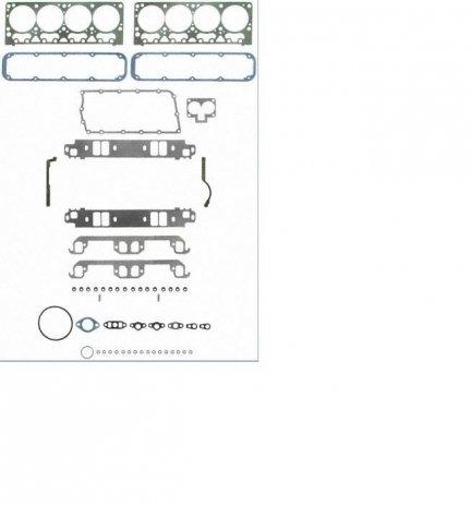 Uszczelki góry silnika 5,2L HS9898-PT2 RAM VAN B1500/ 2500/ 3500