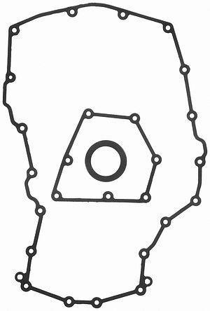 Uszczelka pokrywy wałka rozrządu ssącego TCS45954 Cutlass 1991 2.3 L.