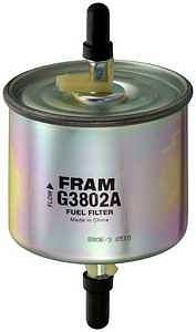 filtr paliwa Mustang