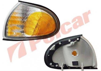 Lampa Pozycyjna prawa Biało - żółta FORD Windstar 95-98 323020