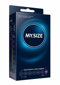 Prezerwatywy-MY.SIZE 69 mm 10er