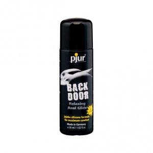 Lubrykant analny z olejkiem jojoba - Pjur Back Door Glide 30 ml