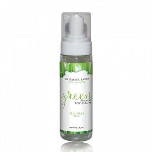Żel czyszczący akcesoria - Intimate Organics Green Tea Toycleaner 200 ml