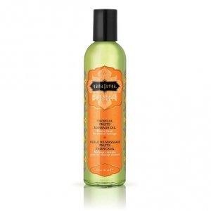 Naturalny olejek do masażu - Kama Sutra Naturals Massage Oil Tropical
