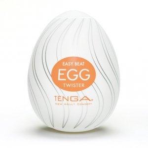 Japoński masturbator - Tenga Egg Twister 1szt