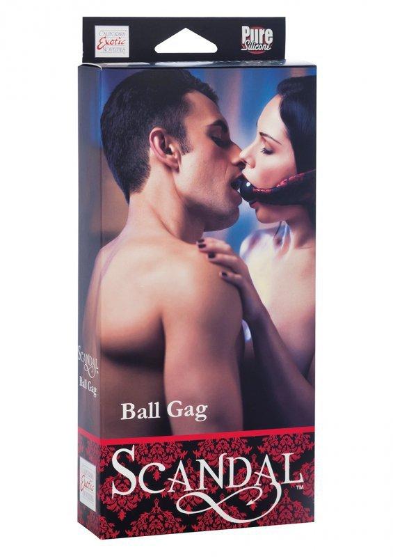 Knebel-SCANDAL BALL GAG