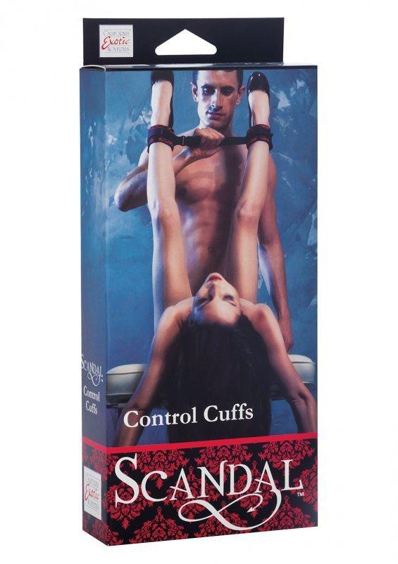 Kajdanki-SCANDAL CONTROL CUFFS
