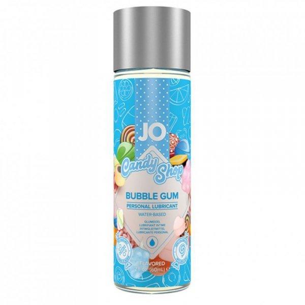Środek nawilżający - System JO Candy Shop H2O Bubblegum Lubricant 60 ml