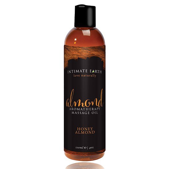 Olejek do masażu - Intimate Earth Massage Oil Almond 240 ml