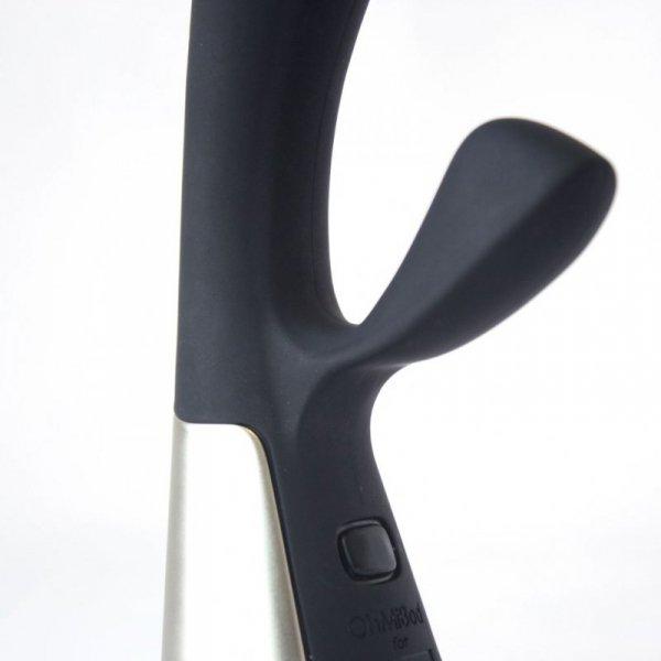 Wibrator do cyberseksu - Kiiroo OhMiBod Fuse for Kiiroo Black