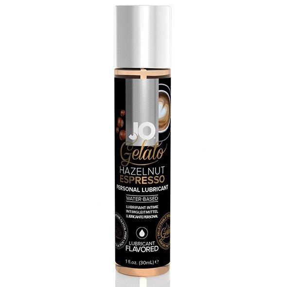 System JO - Gelato Hazelnut Espresso Lubricant Water-Based 30 ml