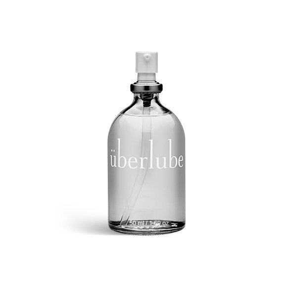 Środek nawilżający - Uberlube Silicone Lubricant Bottle 50 ml
