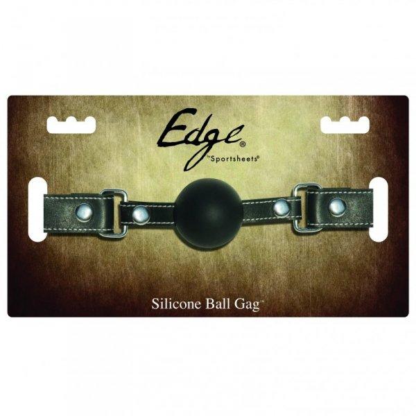 Knebel - Sportsheets Edge Silicone Ball Gag