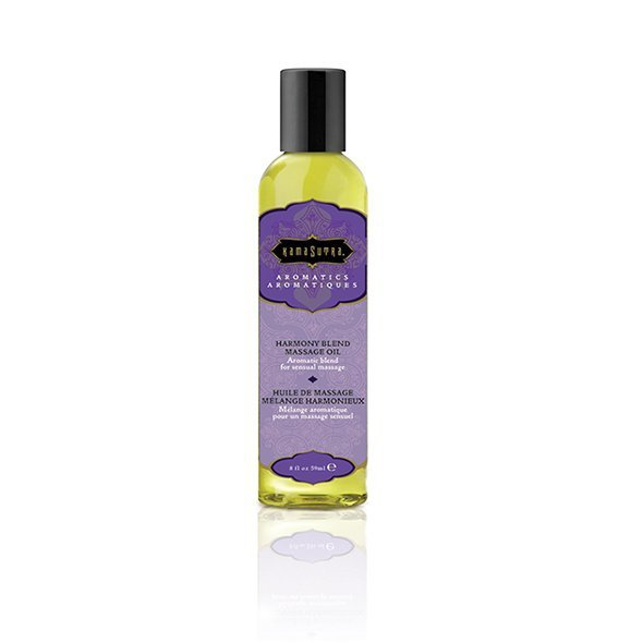 Olejek do masażu - Kama Sutra Aromatic Massage Oil Harmony Blend 59 ml