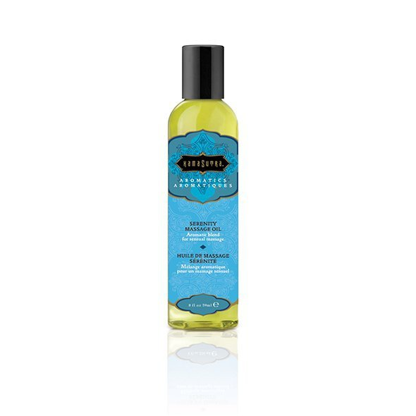 Olejek do masażu - Kama Sutra Aromatic Massage Oil Serenity 59 ml