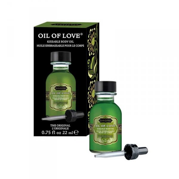 Olejek stymulujący - Kama Sutra Oil of Love The Original 22 ml