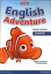 New English Adventure Starter. Zeszyt ćwiczeń z płytą CD