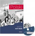 Polski krok po kroku A2-B1. Zeszyt ćwiczeń