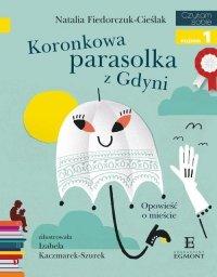 Czytam sobie Koronkowa parasolka z Gdyni