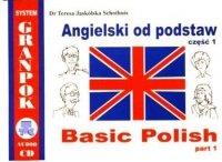 Angielski od podstaw 1. Ilustrowany słownik angielsko-polski z płytą CD