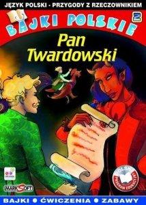 Bajki Polskie cz. 2 Przygody z rzeczownikiem Pan Twardowski