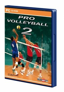 Pro Volleyball 2. Gra PC CD-ROM