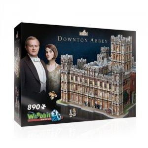 Wrebbit 3D Puzzle Downtown Abbey 890 elementów