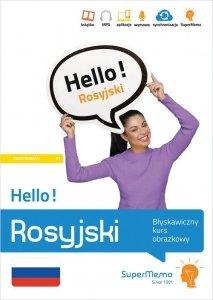Hello! Rosyjski Błyskawiczny kurs obrazkowy (poziom podstawowy A1)