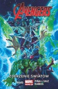 Avengers T.6 Zderzenie światów/Marvel Now 2.0