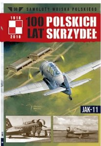 100 lat polskich skrzydeł Tom 59 JAK-11