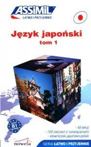Język japoński łatwo i przyjemnie Tom 1