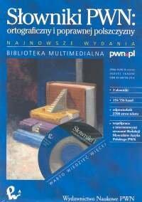 Słowniki PWN ortograficzny i poprawnej polszczyzny