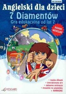 Angielski dla dzieci 7 Diamentów