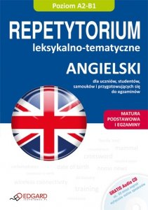 Angielski Repetytorium leksykalno-tematyczne z płytą CD