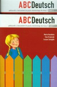 ABC Deutsch 3 Podręcznik z ćwiczeniami Część 1-2