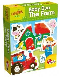 Carotina Baby Duo Farm