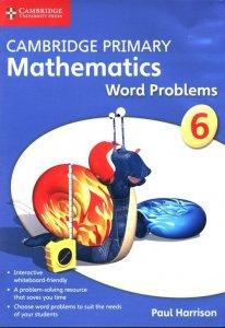 Cambridge Primary Mathematics Word Problems 6 DVD