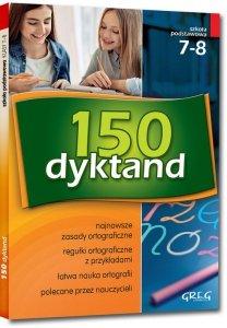150 dyktand szkoła podstawowa klasy 7-8
