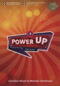 Power Up 3 Class Audio CDs