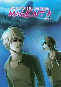 Artificial people: Magenta 1