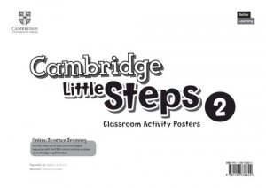 Cambridge Little Steps 2 Classroom Activity Posters