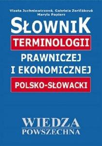 Słownik terminologii prawniczej i ekonomicznej polsko-słowacki