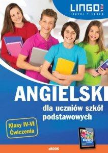 Angielski dla uczniów szkół podstawowych. eBook