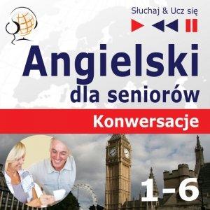 Angielski dla seniorów. Konwersacje - pakiet